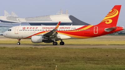 B-LPM - Airbus A320-214 - Hong Kong Airlines