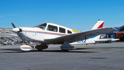 OY-BRA - Piper PA-28-181 Archer II - Private