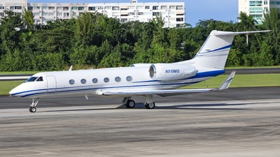 N510MG - Gulfstream G-IV(SP) - Private