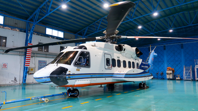 B-7117 - Sikorsky S-92A Helibus - China Southern Airlines