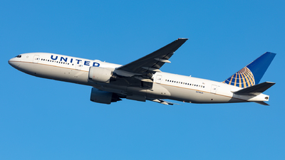 A picture of N798UA - Boeing 777222(ER) - United Airlines - © Sebastian Sowa