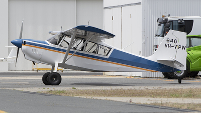 VH-VPW - American Champion 8GCBC Scout - Western Australia Government - Parks and Wildlife