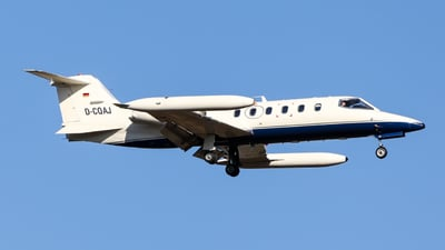 D-CQAJ - Gates Learjet 35A - Quick Air Jet Charter