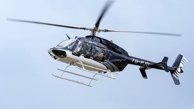 TG-PJO - Bell 407GXP - Private