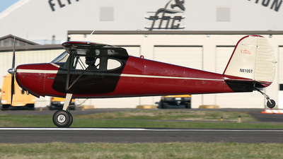 N81057 - Cessna 140 - Private