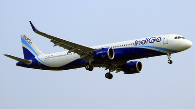 A picture of VTIUU - Airbus A321271NX - IndiGo - ©  Rohit  Ramachandran