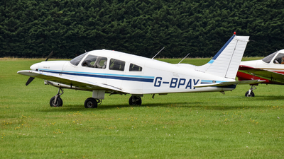 A picture of GBPAY - Piper PA28181 - [288090191] - © rozanovphotography