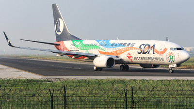 B-5856 - Boeing 737-89L - Shandong Airlines