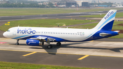 A picture of VTIHF - Airbus A320232 - IndiGo - © Akshay M