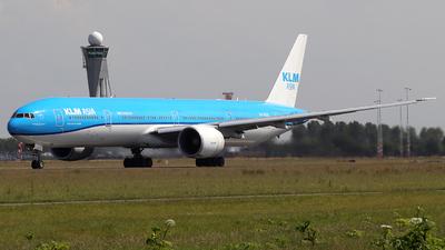 PH-BVB - Boeing 777-306ER - KLM Asia