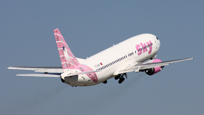 TC-SKF - Boeing 737-4Q8 - Sky Airlines