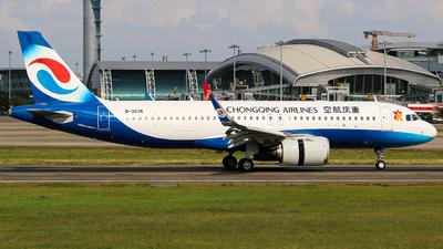B-307R - Airbus A320-251N - Chongqing Airlines
