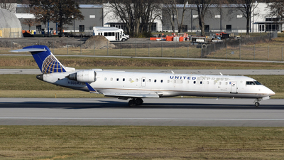 N506MJ - Bombardier CRJ-701 - United Express (Mesa Airlines)
