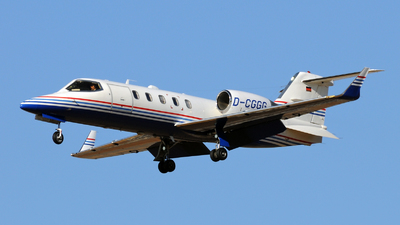 D-CGGG - Bombardier Learjet 31A - Jetcall