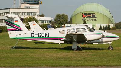 D-GOKI - Piper PA-44-180T Turbo Seminole - Private