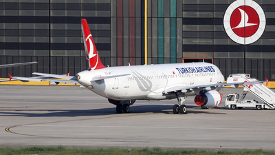 A picture of TCJRF - Airbus A321231 - Turkish Airlines - © Firat Cimenli