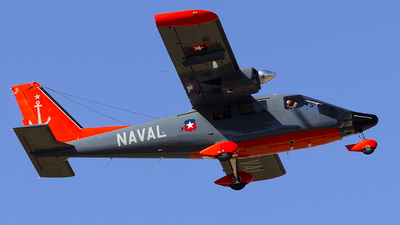 323 - Vulcanair P-68 Observer 2 - Chile - Navy