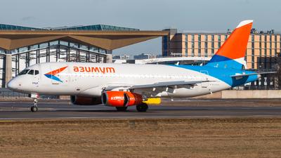 A picture of RA89036 - Sukhoi Superjet 10095LR - Azimuth - © KomradAlexey