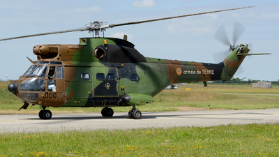 1244 - Aérospatiale SA 330B Puma - France - Army