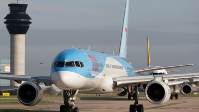 G-OOBF - Boeing 757-28A - TUI