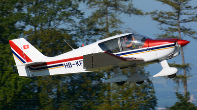 HB-KFI - Robin DR400/140B Dauphin - Private