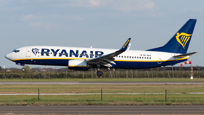 9H-QBW - Boeing 737-8AS - Ryanair (Malta Air)