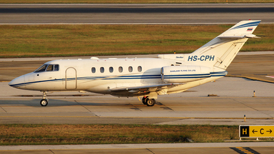 HS-CPH - Raytheon Hawker 800XP - Private