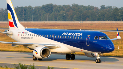 ER-ECC - Embraer 190-100LR - Air Moldova