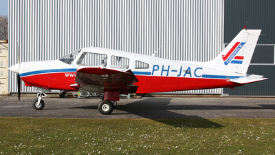 PH-JAC - Piper PA-28-161 Warrior II - ACVT Teuge