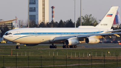 RA-96104 - Ilyushin IL-96-400VPU - Russia - Federal Security Service