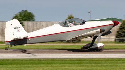 N69NB - Vans RV-6 - Private