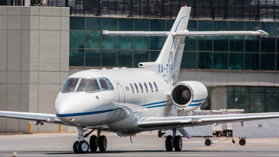 XA-TYH - Hawker Beechcraft 800XP - Private