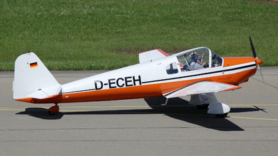 D-ECEH - Klemm Kl-107C - Private