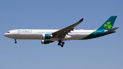 EI-EDY - Airbus A330-302 - Aer Lingus