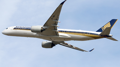 A picture of 9VSMW - Airbus A350941 - Singapore Airlines - © James Rowson