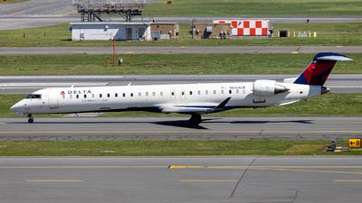 N604LR - Bombardier CRJ-900LR - Delta Connection (Endeavor Air)
