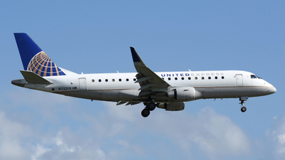 A picture of N732YX - Embraer E175LR - United Airlines - © DJ Reed - OPShots Photo Team