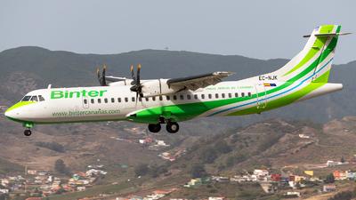 A picture of ECNJK - ATR 72600 - Binter Canarias - © Bartosz Szarszewski