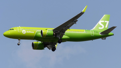VQ-BCK - Airbus A320-271N - S7 Airlines