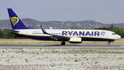 A picture of EIDPH - Boeing 7378AS - Ryanair - © Marco Silvestre