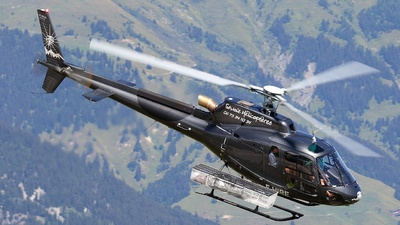 A picture of FHIRE - Airbus Helicopters H125 - [8579] - © PACCALET Gilles