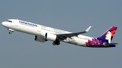 N213HA - Airbus A321-271N - Hawaiian Airlines