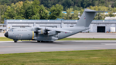 ZM419 - Airbus A400M Atlas C.1 - United Kingdom - Royal Air Force (RAF)