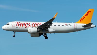 TC-NBJ - Airbus A320-251N - Pegasus Airlines