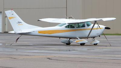A picture of N8490S - Cessna 182H Skylane - [18256590] - © Jeremy D. Dando