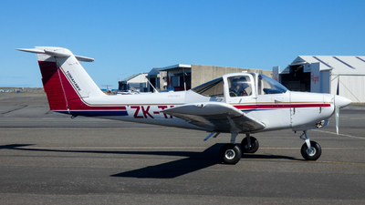 ZK-TAW - Piper PA-38-112 Tomahawk - Aero Club - Wellington