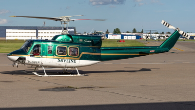 C-GSLR - Bell 212 - Skyline Helicopters