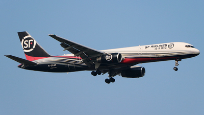B-2840 - Boeing 757-2Z0(SF) - SF Airlines