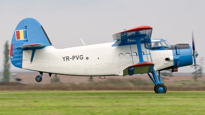 YR-PVG - PZL-Mielec An-2 - Private