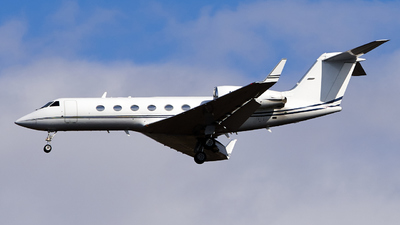 N999AH - Gulfstream G-IV - Private